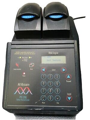 MJ Research PTC-200 Peltier Thermal Gradient Cycler DNA ENGINE