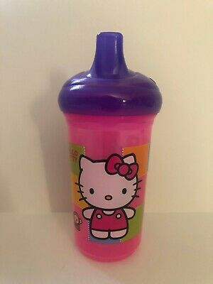 Munchkin Hello Kitty 9oz Sippy Cup - New