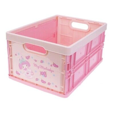 I Love Series Sanrio My Melody Sparkling Canister Desktop Storage Supplies