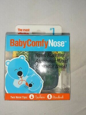 BabyComfy Nasal Aspirator -- The Snotsucker