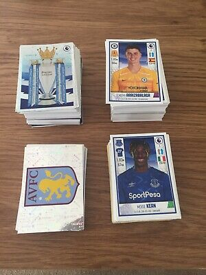 Panini Premier League Stickers 2020 choose from hundreds, cheap as 16p FREE P&P!