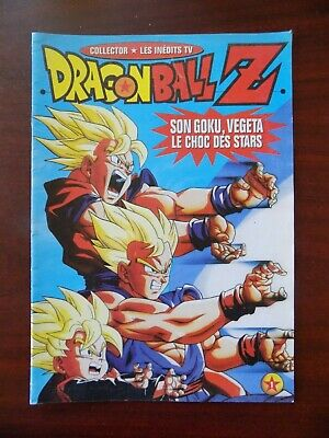 DRAGONBALL Z ; collector - les inédits TV