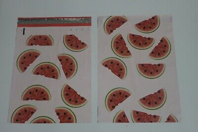 100 Pink 10x13  Designer Poly Mailers Shipping Envelope  Shipping Bags