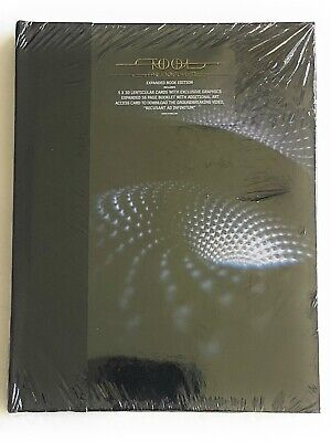 Tool Fear Inoculum - Expanded Book Edition Limited CD W/ Art Posters SEALED