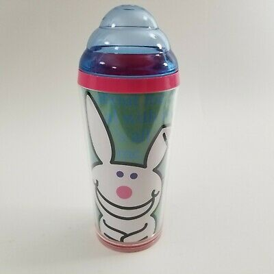 """Happy Bunny Quotes """"Its All About Me. Deal With It""""   Tumbler Cup"""