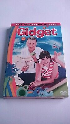 Gidget - The Complete Series (2006, DVD) 4-Disc Set - R1 NTSC