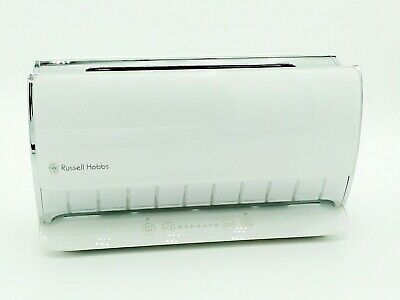 Russell Hobbs Touch Designer Toaster weiß ***Glass Line Edition***