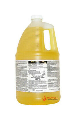 Disinfectant Cleaner Concentrate, For Use Against SARS-CoV-2, 1 Gallon