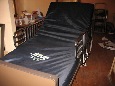 Drive Electric Hospital Bed  with mattress and remote control ~Nice!