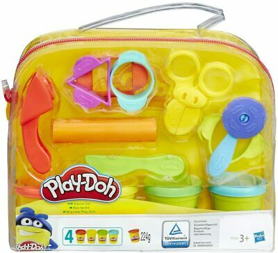 Play-Doh Starter Set - Kids Creativity First Kit - BRAND NEW FREE AND FAST SHIP