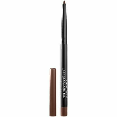 Maybelline Color Sensational Shaping Lip Liner - 120 Rich Chocolate