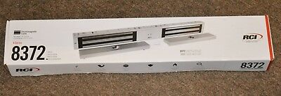 RCI / Rutherford Controls 8372-2DSS/SCS Double Door Mini-Mag Lock W/Status