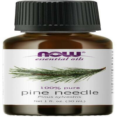 Now Essential Oils, Pine Needle Oil, Purifying Aromatherapy Scent, Steam Distill