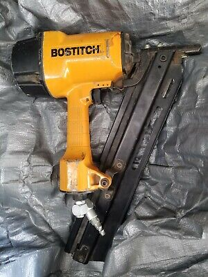"""Bostitch 2""""-3-1/2"""" Wire Weld .113-.131"""" Pneumatic Framing Nailer"""