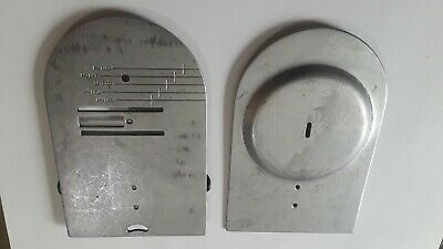 SINGER189722 Feed Cover Darning+straight Plates 319K 206 206K43 306W (N510)b2