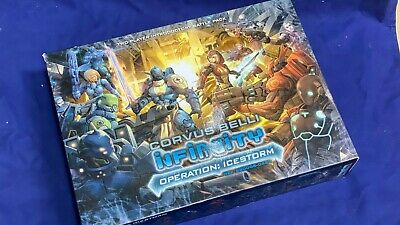Corvus Belli Infinity Operation Icestorm Introductory Battle Pack First Release