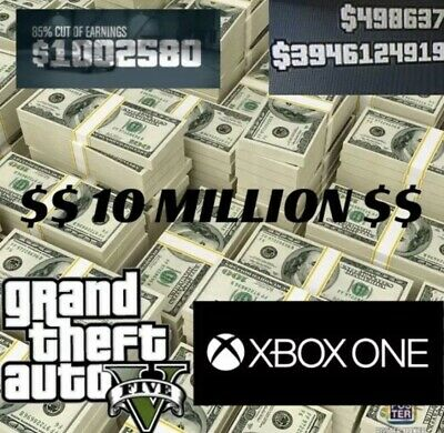 $ GTA 5 money 4 million XBOX ONE - CHEAP AND RELIABLE $