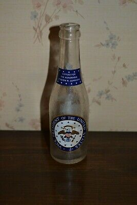 Vintage Canada Dry Club Soda Bottle - Vice President of the United States