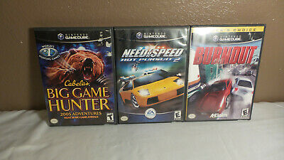 Lot Of 4 Gamecube Video Games Untested As Is 24 99 Picclick