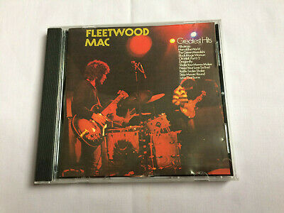 FLEETWOOD MAC - GREATEST HITS - CD ALBUM ( 1989 ) Compilation / Reissue