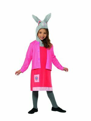 Girls Peter Rabbit Lily Bobtail Book Day Fancy Dress School Play Costume Outfit
