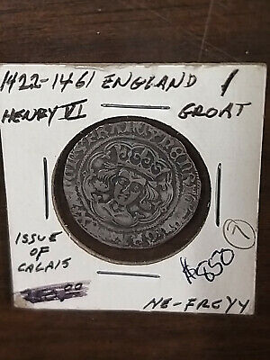 Coin - Europe - UK(Great Britain) - 1422-1461 - XF - Groat - Henry VII