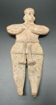 Pre Columbian Nayarit Priest, 250-100 BC - Sir William Hope collection