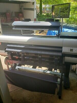 Canon iPf840 Wide Format MFP w/ Colortrac scanner