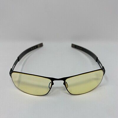 Gunnar Optiks Major League Gaming MLG Phantom Glasses Onyx Frame