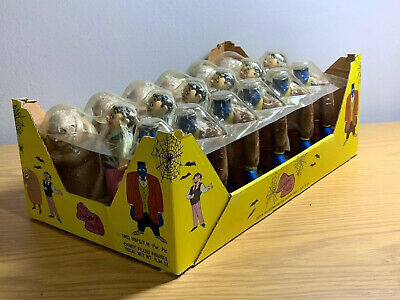 The Addams Family Candy Filled Figures 1993 NEW