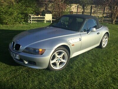BMW Z3..low low miles 67,000..same owner for last 16 years. FSH stamped. Great !