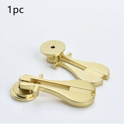Solid Brass Cabinet Handle Drawer Pull Door Hardware Furniture Accessory Thick