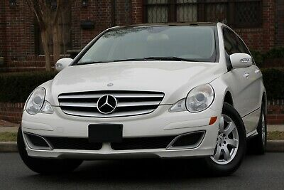 2007 Mercedes-Benz R-Class R 320 CDI AWD 4MATIC 4dr Wagon 2007 Mercedes-Benz R-Class R 320 CDI AWD 4MATIC 4dr Wagon Automatic 7-Speed AWD