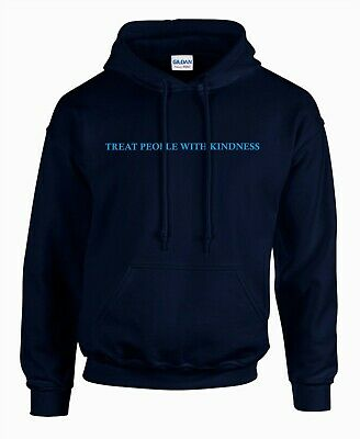 Harry styles hoodie single line treat people with kindness embroidered TPWK
