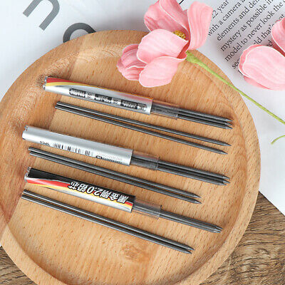 2B 2mm refills/leads for compasses and mechanical automatic pencils sketching PB
