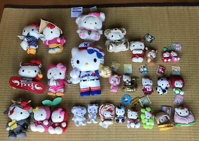 Hello Kitty / Local Plush Doll Strap Rooting