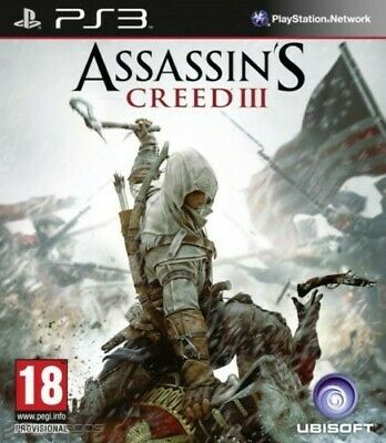 Assassins Creed III - PS3 - Leer descripción