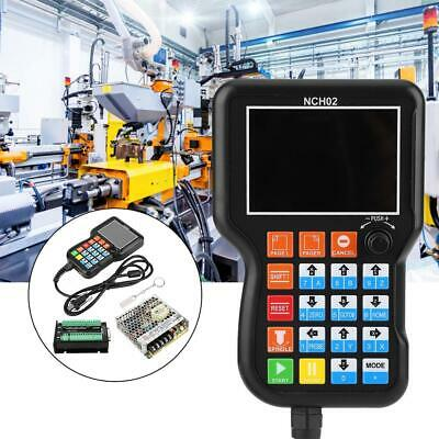 NCH02 CNC Motion Controller + 24V Switching Power Supply Automation Equipment
