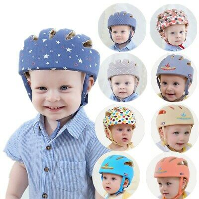 Protective baby helmet toddler learning walking safety hat Infant protection hat