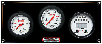 QuickCar Extreme 2-1 w/Tach OP/WT 61-7031