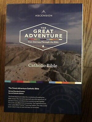 The Great Adventure Catholic Bible/Ascension Pres