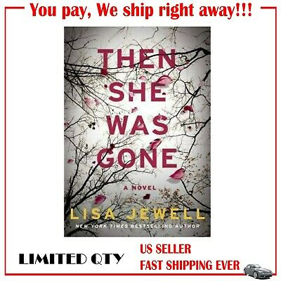 Then She Was Gone: A Novel - PAPERBACK By Jewell, Lisa BRAND NEW US SELLER