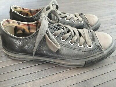 CONVERSE ALL STAR Chucks Schuhe Shoes Gr. 38 5,5 Schwarz