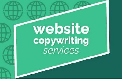 creating unique sales, ad, and website copywriting to maximise sales