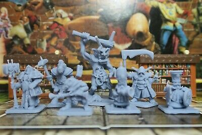 Resin reproduction - Heroquest Custom various By Enfenix