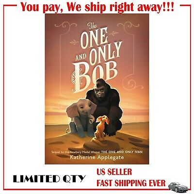 The One and Only Bob (One and Only Ivan) US SELLER FAST SHIPPING