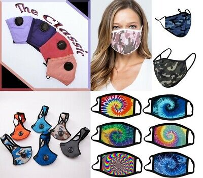 PPE Protective Adult / Child Nylon Face Mask Cover - Stretchable - Washable