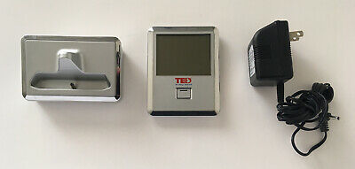 TED Display Home Electricity Monitor The Energy Detective