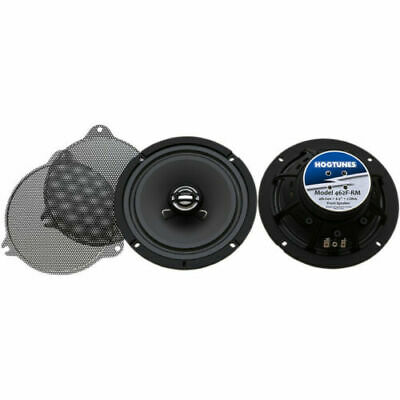 Hogtunes 6.5 inch Gen 4 Front Speakers for Harley - 462F-RM