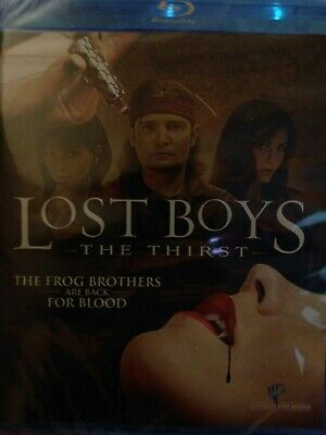 The Lost Boys The Thirst (Blu Ray) Sealed